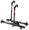 "Kuat Sherpa 2.0 2-Bike Platform Rack - 2"" Hitches - Tilting - Gray"