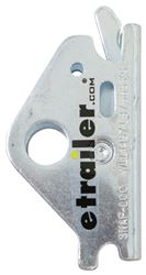 "Snap-Loc E-Track Fitting with 5/16"" Diameter Hole - 1,467 lbs"