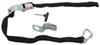 "Cam-Lock Ladder Strap with Snap Shackle for Rhino-Rack Aero/Sportz Crossbars - 20"" Long Ladder Straps SLS5"