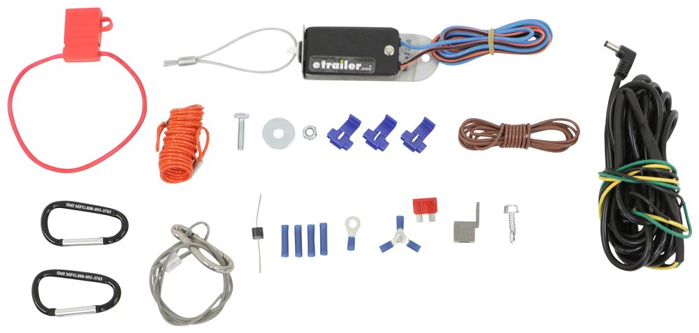 SMI Second Vehicle Kit Accessories and Parts - SM99249