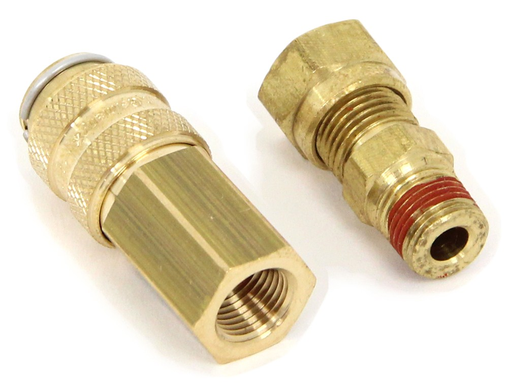 Replacement Female Quick Disconnect for SMI Air Force One Supplemental Braking System Air Line Parts SM99613