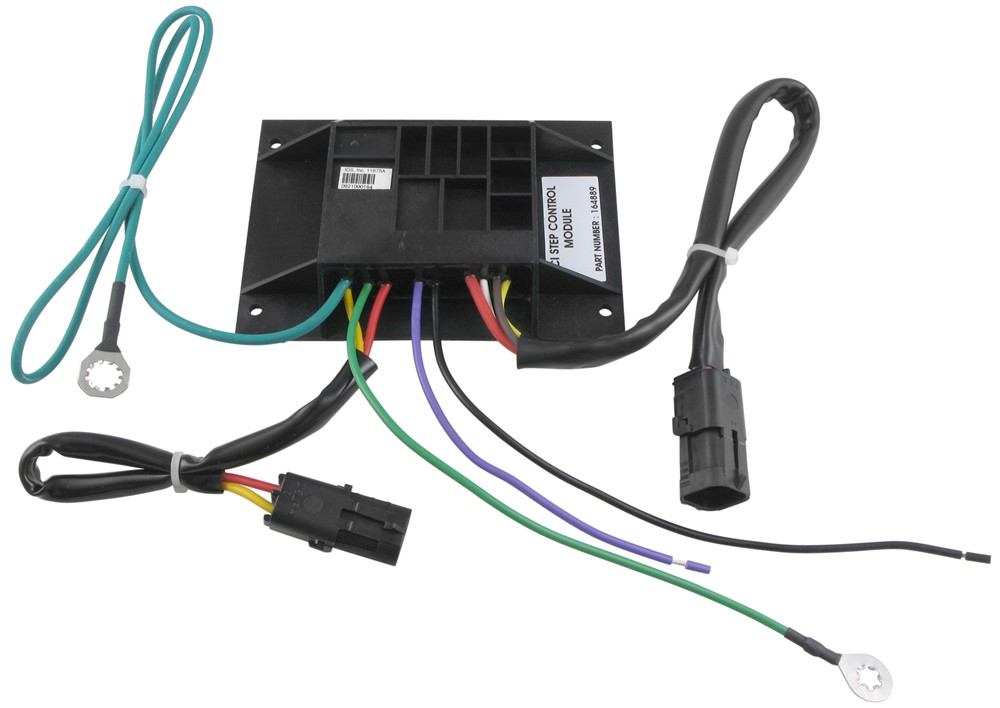 lippert components kwikee step control module lippert