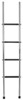 SP506B - Silver Surco Products RV Ladders