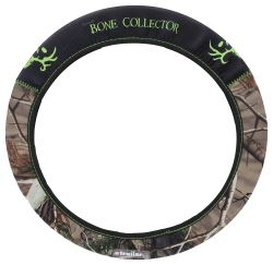 "Bone Collector Steering Wheel Cover - 14-1/2"" Diameter - Neoprene - Extra Camo"