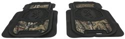 "Browning Universal Fit Floor Mats - 30"" Long x 20"" Wide - Break-Up Country Camo - Front"