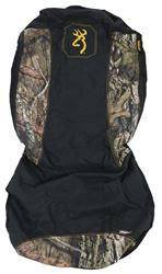 Browning Universal Fit Bucket Seat Cover - Polyester - Break-Up Country Camo - Qty 1