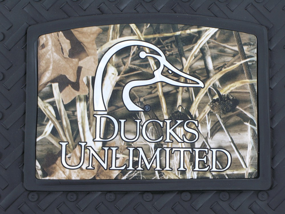 Ducks Unlimited All-Weather Floor Mats with Camouflage ...