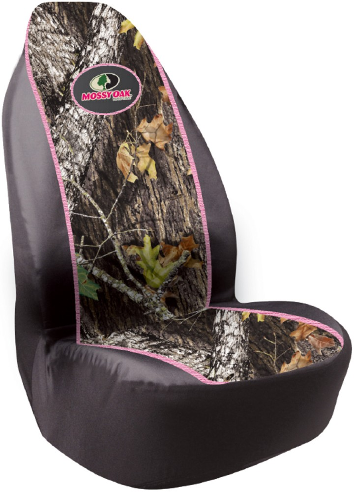 Mossy Oak For Her Universal Fit Pullover Seat Cover