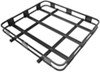 "Surco Safari Rack 5.0 Rooftop Cargo Basket for Factory Rails - 50"" Long x 45"" Wide Medium Capacity SPS4550-1101"