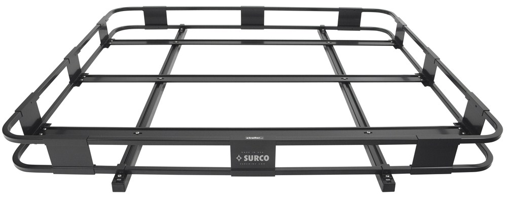 SPS4560-1101 - Aluminum Surco Products Roof Basket