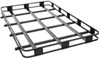 "Surco Safari Rack 5.0 Rooftop Cargo Basket for Factory Rails - 84"" Long x 50"" Wide Extra Long Length SPS5084-1101"