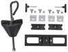Rhino Rack Spare Tire Carrier Accessories and Parts - SPWC