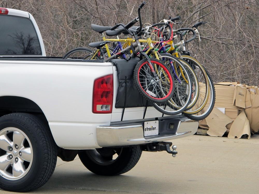 Softride Shuttle Pad Tailgate Bike Carrier For Full Size
