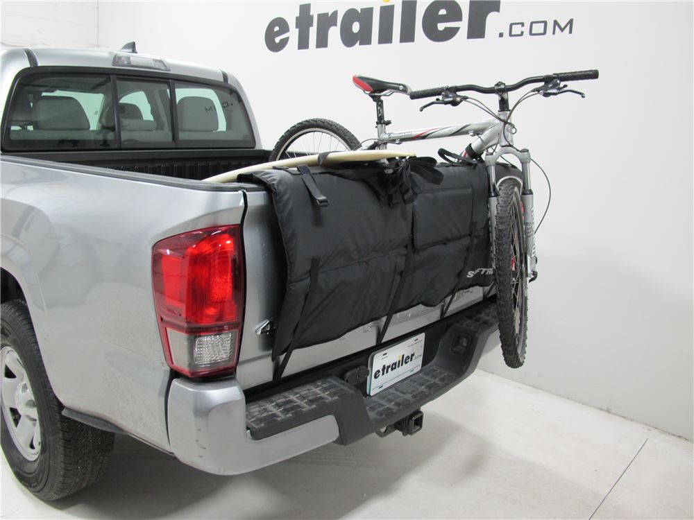 2017 toyota tacoma softride tailgate pad bicycle. Black Bedroom Furniture Sets. Home Design Ideas