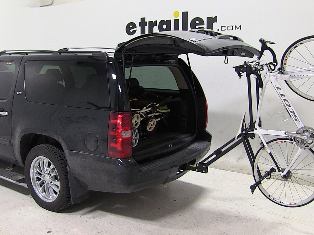 2014 mercedes benz sprinter softride hang2 2 bike rack for for Mercedes benz bicycle rack