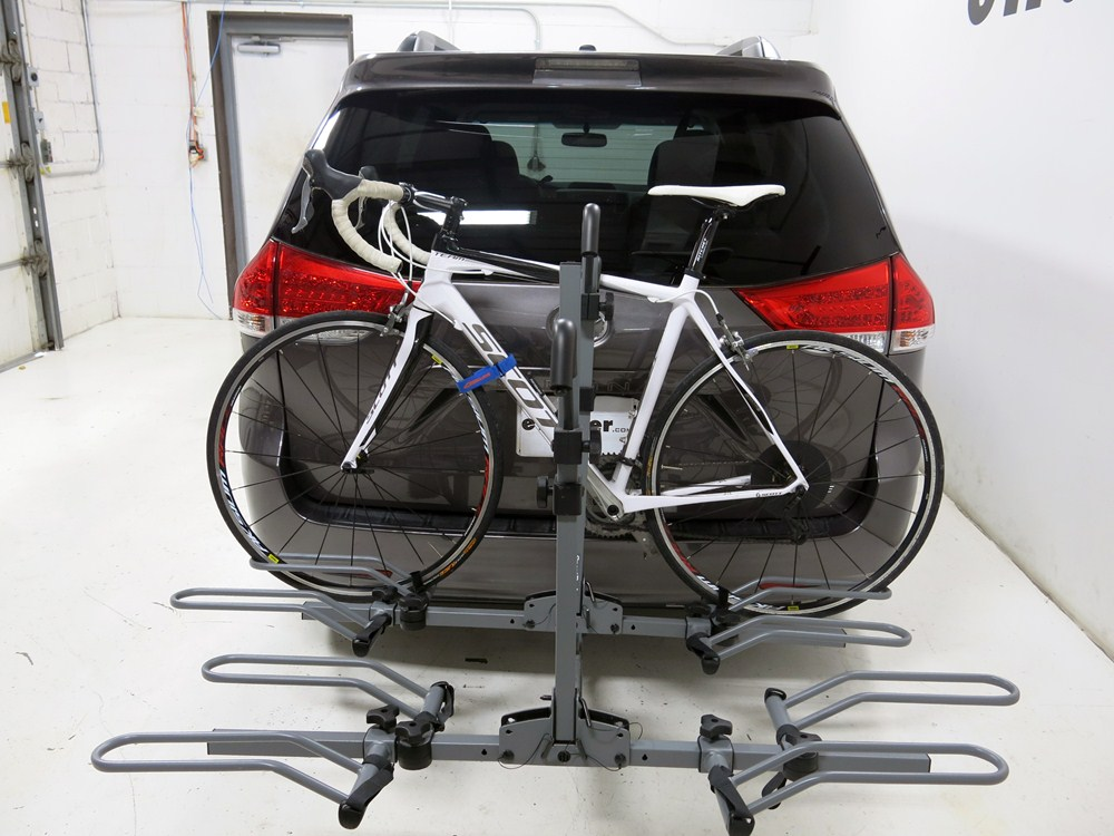 Sportrack 4 Bike Rack For 2 Quot Hitches Platform Style