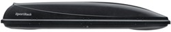 SportRack Horizon Rooftop Cargo Box - 11 cu ft - Black