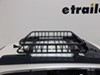 "SportRack Vista Roof Mounted Cargo Basket - Steel - 44"" Long x 39-1/8"" Wide - 110 lbs Square Bars,Round Bars,Factory Bars,Aero Bars,Elliptic"