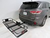 Hitch Cargo Carrier SR9851 - Class III,Class IV - SportRack on 2015 Toyota Highlander