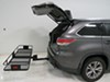 SR9851 - Class III,Class IV SportRack Flat Carrier on 2015 Toyota Highlander