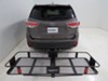 SportRack Hitch Cargo Carrier - SR9851 on 2015 Toyota Highlander