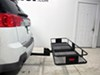 Hitch Cargo Carrier SR9851 - Folding Carrier - SportRack