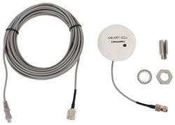 Shakespeare Galaxy Marine Mount Antenna with Base for SiriusXM Radio