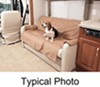 canine covers rv couch 60 inch wide sofasaver seat protector - x 27 deep black