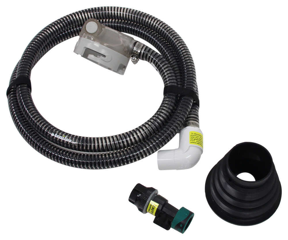 Sewersolution Macerator System For Rv Waste Tanks Bayonet Fitting And 4 In 1 Adapter 10 Sewersolution Rv Sewer Ss01