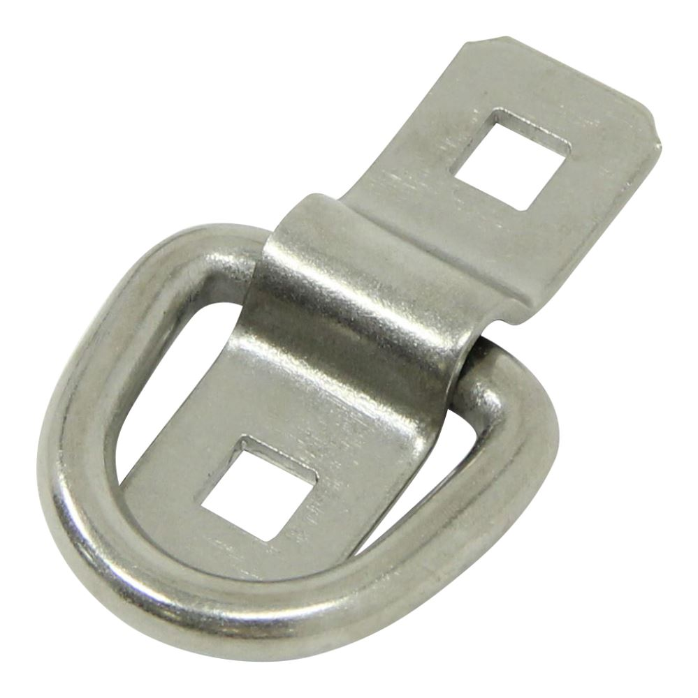 Bolt On Tie Downs : Brophy rope d ring tie down anchor bolt on quot wide