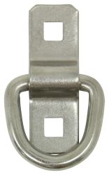 "Brophy Rope D-Ring Tie-Down Anchor - Bolt-On - 2-1/4"" Wide - Surface Mount - 1,600 lbs"