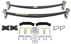 SuperSprings 1998 Chevrolet C/K Series Pickup Vehicle Suspension