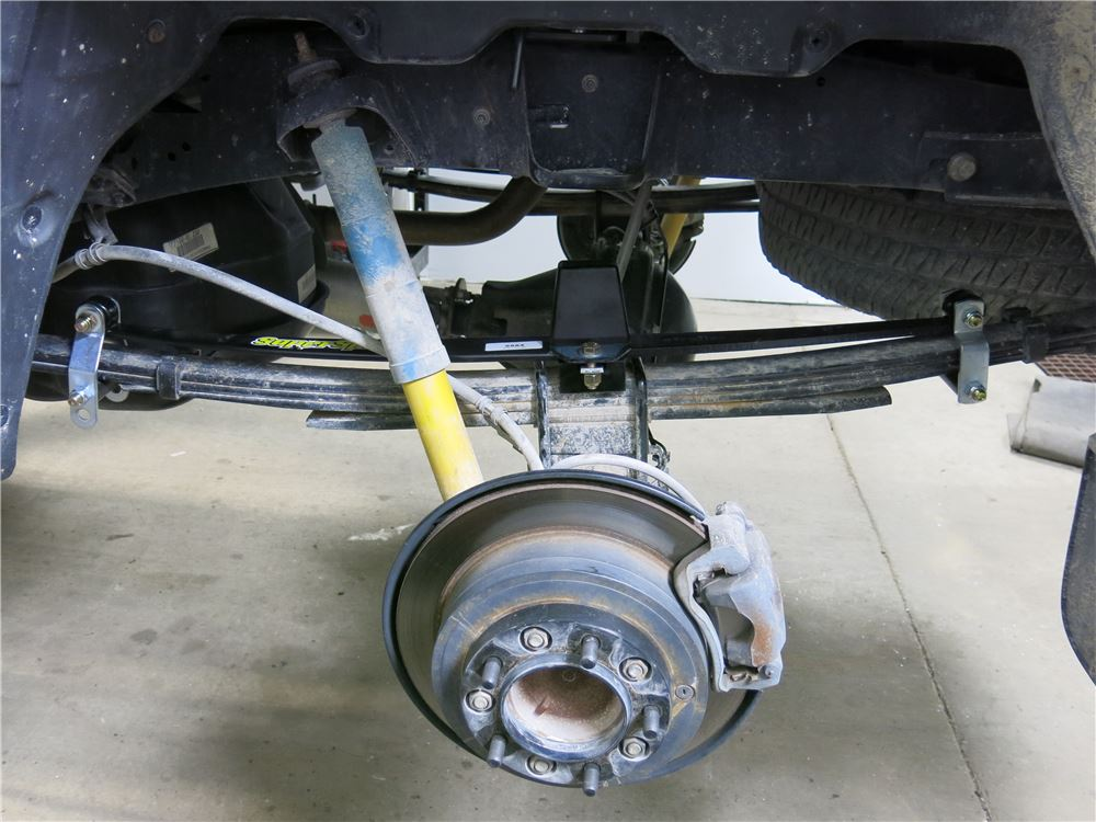 Toyota Tundra SuperSprings Custom Suspension Stabilizer and Sway