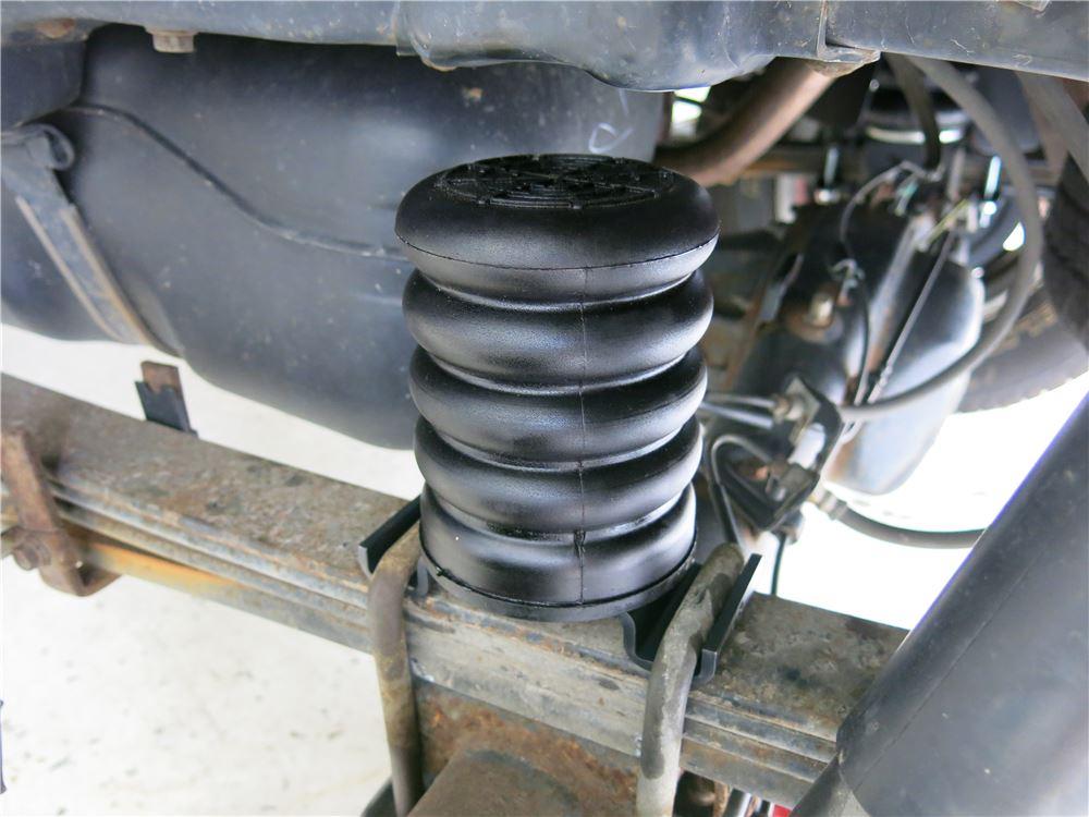 2010 Toyota Tundra Sumosprings Solo Custom Helper Springs