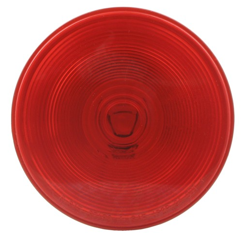 Sealed  4 U0026quot  Round Trailer Stop  Turn And Tail Light  Flush Mount  3