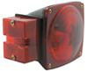 Optronics Stop/Turn/Tail,Side Marker,Rear Clearance,Side Reflector,Rear Reflector,License Plate Trailer Lights - ST5RB