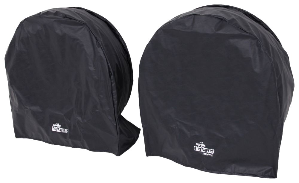 RV Covers ST7005BK - Wheel Covers - Covercraft