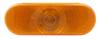 "Sealed, 6-1/2"" Oval Trailer Turn Signal and Parking Light - Amber"