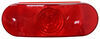 "Sealed, 6-1/2"" Oval Trailer Stop, Turn and Tail Light, 3-Function"