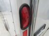 Optronics Trailer Tail Light - Stop, Turn, Tail - Submersible - Incandescent - Oval - Red Lens Incandescent Light ST70RB