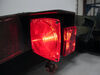 Optronics Combination Trailer Tail Light - 6 Function - Incandescent - Red Lens - Passenger Side Incandescent Light ST8RB