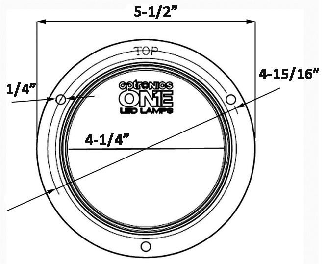 Optronics Wiring Diagram