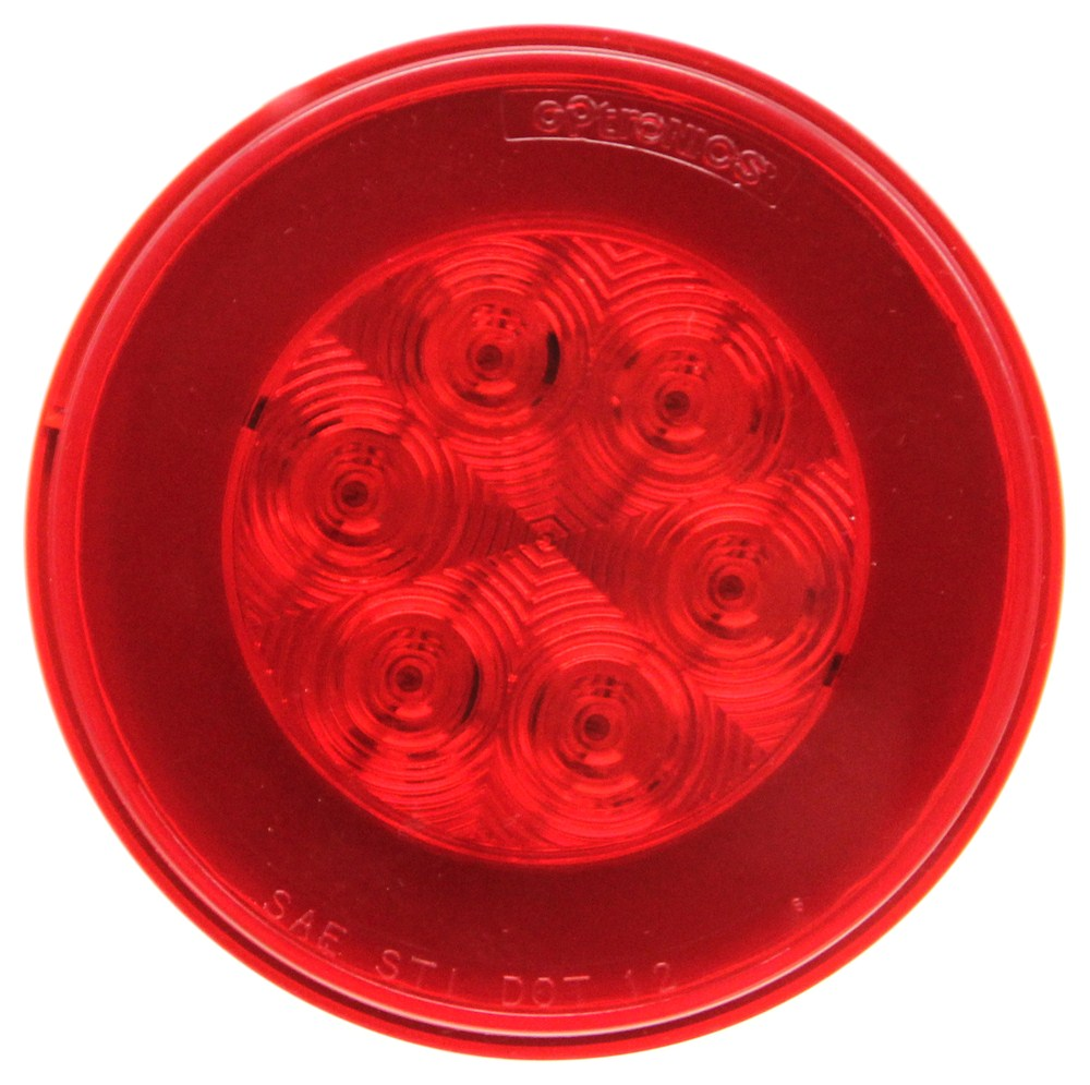 STL101RB - Round Optronics Trailer Lights