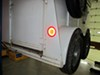 0  trailer lights optronics tail submersible glolight led light - stop turn 21 diodes round red lens