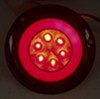 Optronics Red Trailer Lights - STL101RFMB