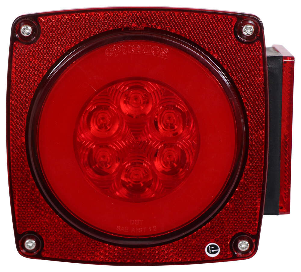 Optronics Trailer Lights - STL108RB