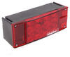 LED Combination Trailer Tail Light - 6 Function - Submersible - 12 Diodes - Passenger Side Submersible Lights STL14RB