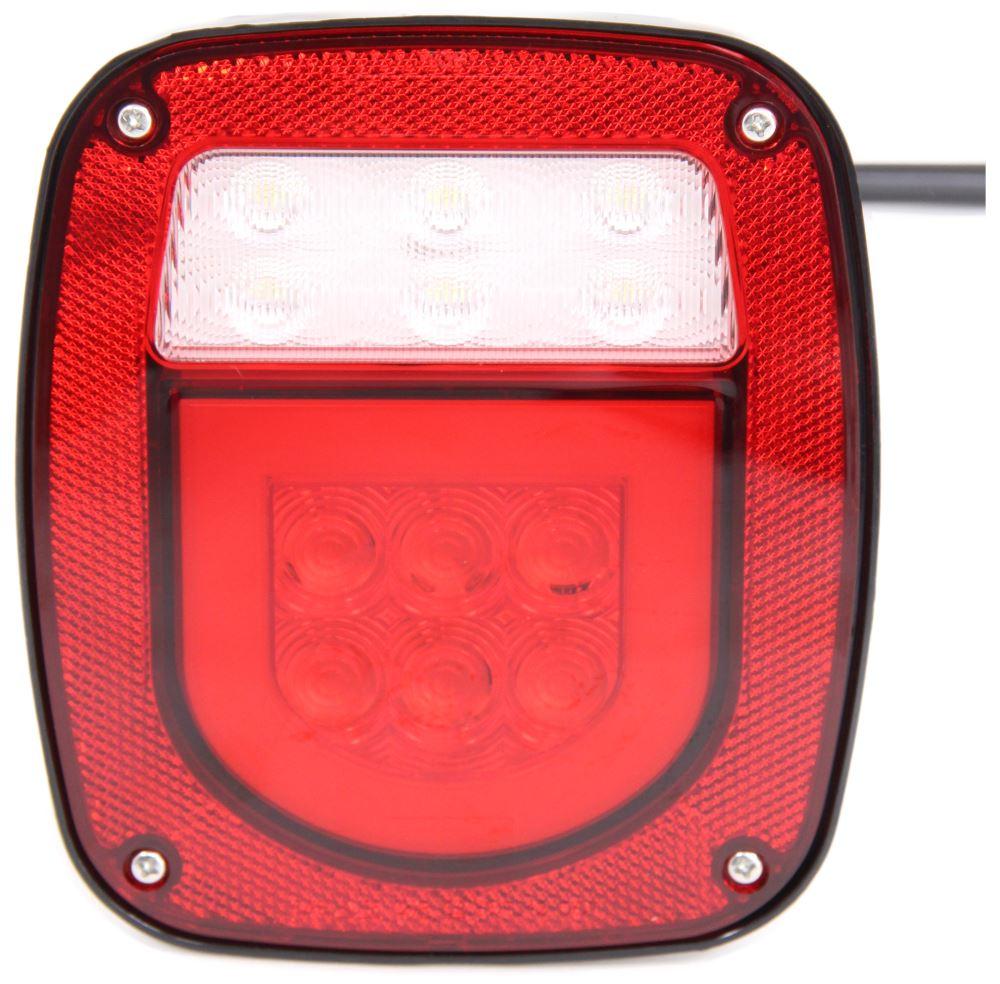 Compare Fusion Led Trailer Vs Glolight Optronics Light Wiring Diagram Lights Stl161rb