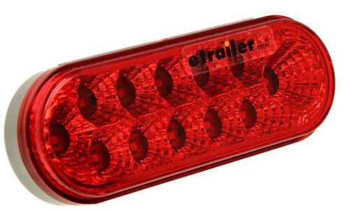 Fit 04-16 Titan Black Housing LED Third 3rd Tail Brake Light w//Cargo Stop Lamp