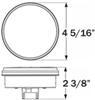 Trailer Lights STL23AB - Recessed Mount - Optronics
